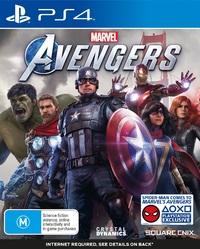 Marvel's Avengers for PS4