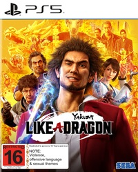 Yakuza: Like a Dragon for PS5