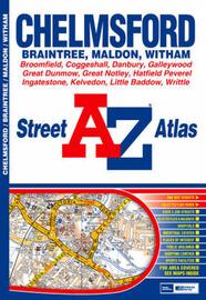A-Z Chelmsford Street Atlas image