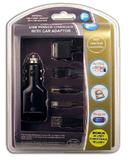 Futuretronics Universal USB Power Charger with Car Adaptor for PSP