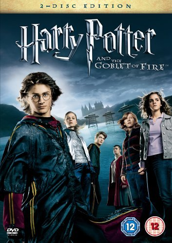 Harry Potter and the Goblet of Fire (2 Disc) on DVD
