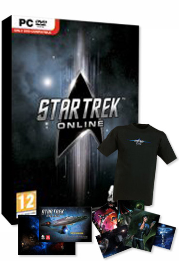 Star Trek Online Gold Edition for PC Games