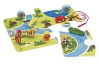 Hape: On Safari Play Set