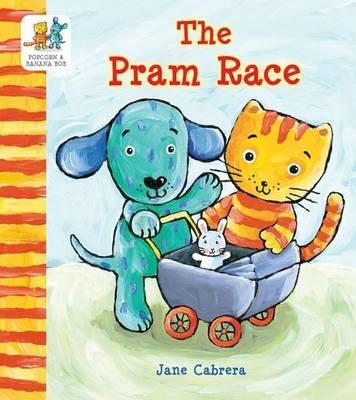 The Pram Race by Jane Cabrera image