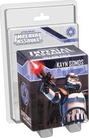 Star Wars: Imperial Assault: Kayn Somos Villain Pack