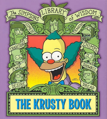 Krusty by Matt Groening