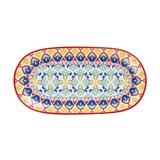 Maxwell & Williams: Lanka Oblong Platter (33 x 17cm)