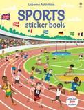 Sports Sticker Book by Fiona Watt