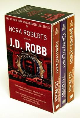 In Death Series Box Set (In Death #1 to #3) by J.D Robb