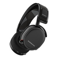 SteelSeries Arctis 7 Wireless Gaming Headset (Black) for PC Games