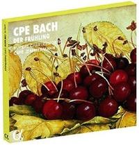 C.P.E. Bach: Der Fruhling by Carl Philipp Emanuel Bach