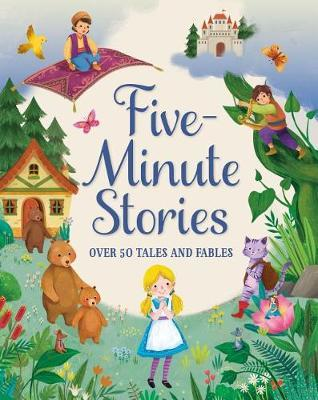 Five-Minute Stories by Parragon Books Ltd