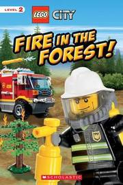 Lego City: Fire in the Forest! by Samantha Brooke