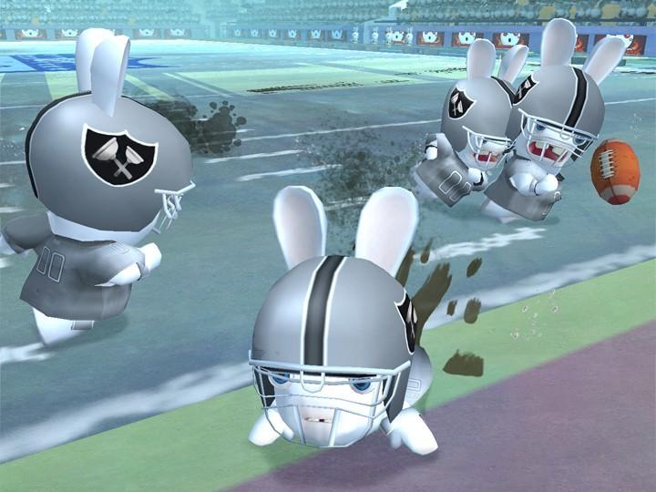 Rayman: Raving Rabbids 2 for Nintendo Wii image