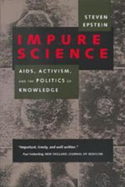 Impure Science by Steven Epstein