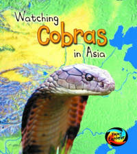 Watching Cobras in Asia by Louise Spilsbury