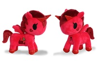 """Tokidoki: Unicorno (Chilli Red) - 7.5"""" Plush"""