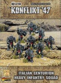 Konflikt 47: Italian Centurion Heavy Infantry Squad