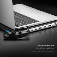 """DockCase A1 for MacBook 13"""" - Brown image"""