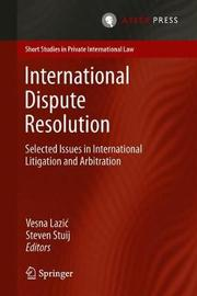 International Dispute Resolution image