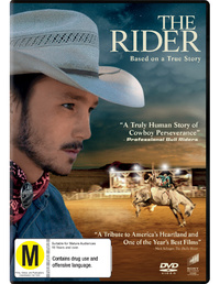 The Rider on DVD