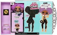 LOL Surprise: O.M.G Doll - 24K D.J.