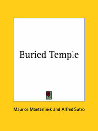 Buried Temple (1902) by Maurice Maeterlinck image