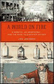 A World On Fire by Joe Jackson