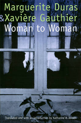Woman to Woman by Marguerite Duras image