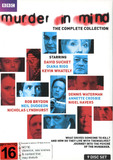 Murder in Mind - The Complete Collection on DVD