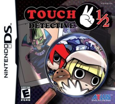 Touch Detective 2 1/2 for Nintendo DS