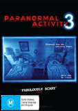 Paranormal Activity 3 on DVD