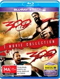 300/300: Rise Of An Empire - Double Pack (Blu-ray/Ultraviolet) on Blu-ray