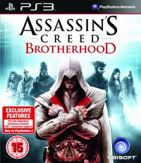 Assassin's Creed Brotherhood (ex display) for PS3