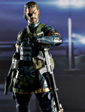 Metal Gear Solid V Ground Zeroes Snake 1/6 PVC Statue