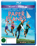 Paper Planes on Blu-ray