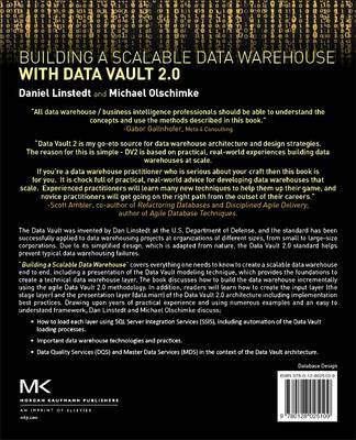 Building a Scalable Data Warehouse with Data Vault 2.0 by Dan Linstedt