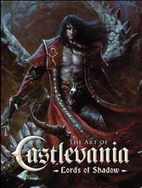 The Art of Castlevania - Lords of Shadow by Martin Robinson
