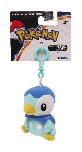 Pokemon: Plush Clips - Piplup