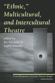 Ethnic, Multicultural, and Intercultural Theatre image