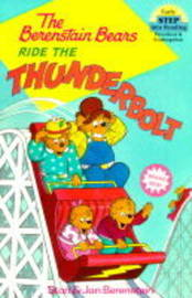 The Berenstain Bears Ride the Thunderbolt by Stan Berenstain image