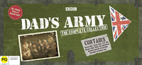 Dad's Army - The Complete Collection (14 Disc Set) on DVD image