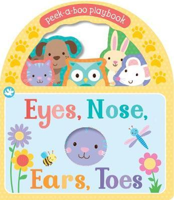 Little Me Eyes, Nose, Ears, Toes by Parragon Editors image