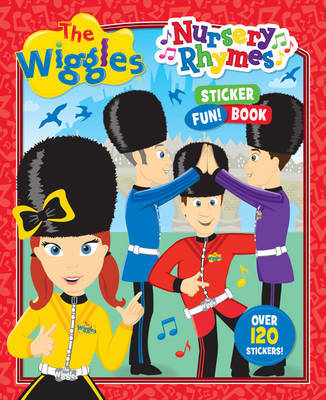 Wiggles Nursery Rhymes Sticker Fun Book by The Wiggles