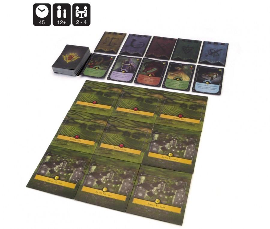 Monarch - Board Game image