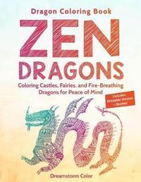 Dragon Coloring Book by Dreamstorm Color