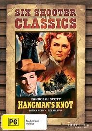 Hangman's Knot (Six Shooter Classics) on DVD