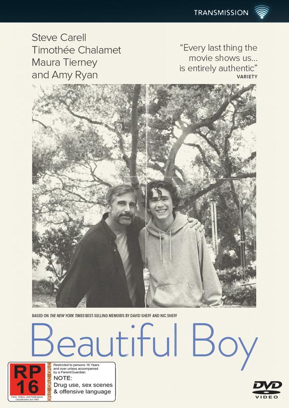 Beautiful Boy on DVD