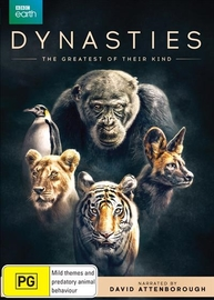 Dynasties on DVD