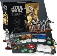 Star Wars Legion: Phase I Clone Troopers Unit Expansion image